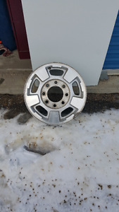 18 inch Chevy 2500 Rims