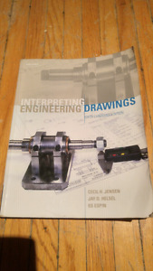 Interpreting Engineering Drawings Sixth Canadian Edition