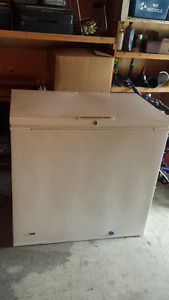 Small Frigidaire Deep Freezer – GREAT CONDITION – FREE DELIVERY!