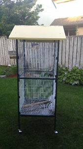 LARGE BIRD / ANIMAL CAGE FOR SALE IN EXCELLENT CONDITION
