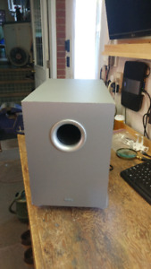 """8"""" home theater sub woofer"""