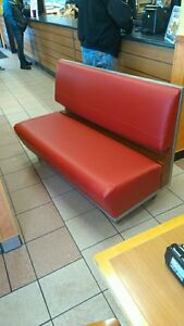 Upholstery service to restaurants booths / chairs Cambridge Kitchener Area image 9