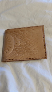 New Genuine Leather Wallet