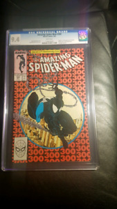 Amazing spiderman 300  comic books