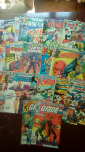 older comics  see list