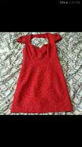 GUESS Sweetheart Dress