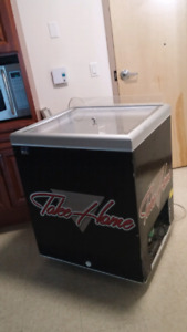 Commercial fridge/freezer