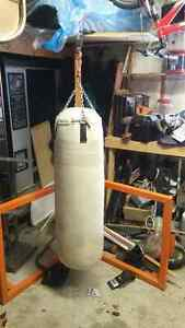 sac d'entrainement / punching bag