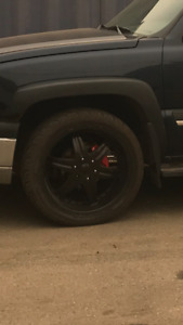 22 inch rims and tires 6x139.7