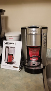 Cuisinart single-serve coffemaker