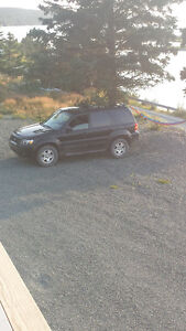 PRICE REDUCED! 2007 Ford Escape Limited SUV, Crossover