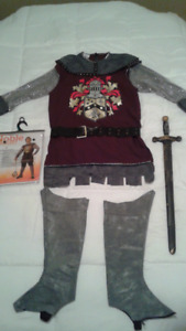 Knight Costume, Adult size Large