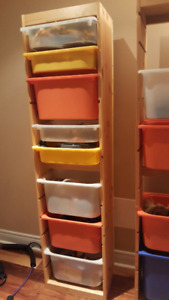 Toy Storage - a Must for All Kids!!