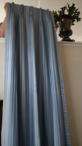 Lined Curtains - Hunter Douglas