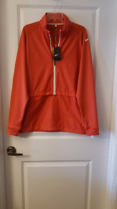 Men's Nike Golf Half-Zipper Jacket - New With Tags