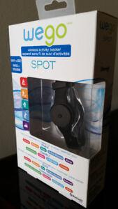 WeGo Spot activity tracker