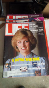 Vintage Life Magazines from 1985