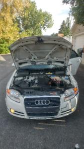 AWD 2006 Audi A4
