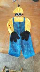 Costume Minion enfant