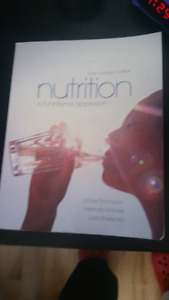 Nutrition a functional approach
