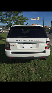 2013 Land Rover Range Rover SUV, Crossover