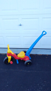 Fisher price tricycle