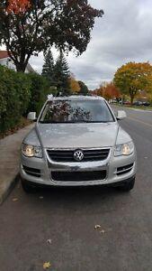 2009 Volkswagen Touareg VUS