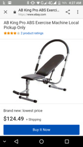 AB King Pro Free Delivery