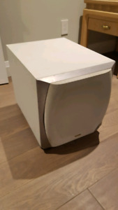 """Infinity Modulus MSW-1  ported 12"""" Subwoofer"""