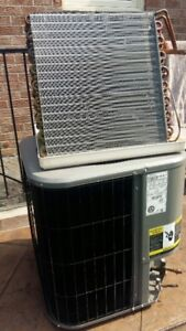 Used 2.5 ton Lennox central air-conditioner