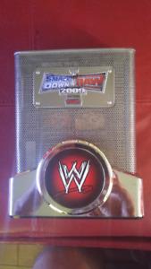 Coffret WWF Smackdown VS Raw 2009