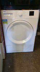 Beko brand new condenser tumble dryer excellent condition