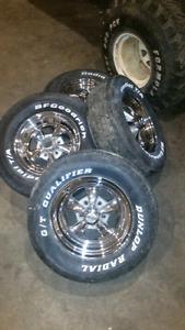 CRAGAR wheels