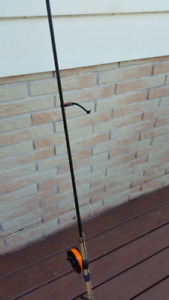 Float Rod And Reel