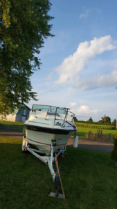 1987 24ft Thunder Craft 2 rooms