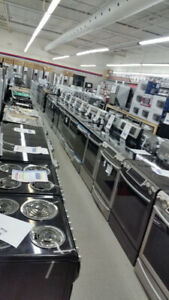 Scratch & Dent / Open Box Appliances: NO TAX SALE  till June 24