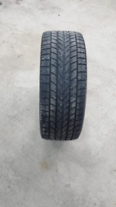 1 winter tire 205/55/16