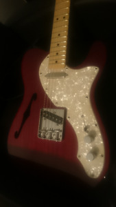 Fender Squier Classic Vibe Thinline