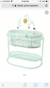 Looking for Fisher Price Bassinet