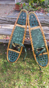 Snowshoes- very good condition- adjustable