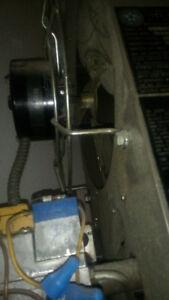 ITT Grinnell natural gas heater