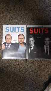 Suits season 1 and 3