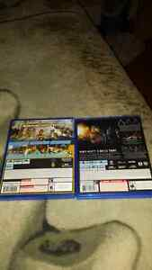 Ps4 games Cornwall Ontario image 1