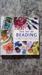 Knitting,Beading and Card making books Strathcona County Edmonton Area image 1