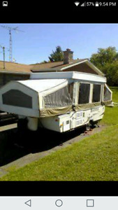 Tente trailer for sale