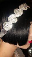 Brand new rhinestone  bridal headband