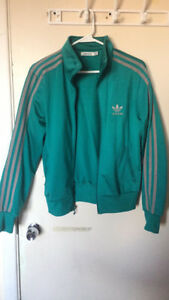 Teal Adidas Sweater (Women's)