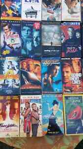 72 vhs tapes box lot 72 vhs assorted Peterborough Peterborough Area image 2