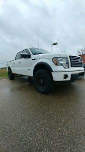 18 inch Fuel Hostage Rims and Tires