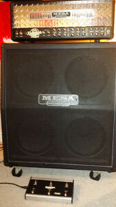 100% Mint Mesa Boogie Dual Rectifier Solo Version II 100Watt Amp